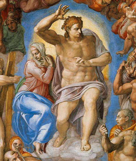 the life and works of michelangelo the artist Michelangelo biography michelangelo was born on 6 march 1475 in caprese, tuscany at the age of 13, michelangelo the artist grasped the painting skill in a magical speed in florence.