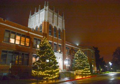 Christmas at Concordia University, Nebraska